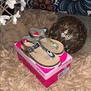 Sprox Mykie Silver Sandal